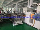 Nouvelle technologie avancée PE / PP / LLDPE / ABS / Carbon Black Masterbatch Granulating Machine