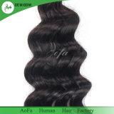 Cabelo humano não processado Premium Body Wave 100% Extensão do cabelo virgem brasileiro