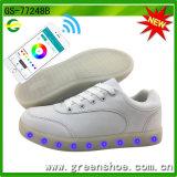 Fábrica de atacado sapatos de LED com controle remoto fornecedor
