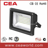 UL, FCC, cUL aprobado proyector LED SMD 20W