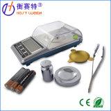 La precisión de alta joyería G0.00150gx balanza digital