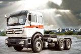 Het Hoofd van de Tractor van Benz 420HP van het noorden/de Vrachtwagen van de Primaire krachtbron Truck/Trailer (ND4253B34J)