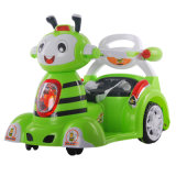 倍によっては販売の子供のための電池式の赤ん坊の電気自動車が自動車に乗る