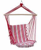 Corde de coton hamac pour jardin et de la plage
