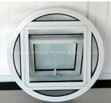 환경 이중 유리를 끼우는 최고 걸린 PVC 차일 Windows