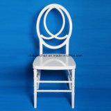 Casamento branco resina PC Phoenix Chiavari cadeiras por grosso