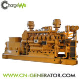 Gerador de /Syngas /Biomass do gás de /Wood do gás da microplaqueta de madeira de Cw-600gfj 50Hz