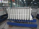 Leichtes zusammengesetztes Sandwichwand-Panel, das Maschinen herstellt
