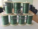 GB/T Standardfarben-Alumel-Thermoelement-Legierungs-Kabel 500 Grad-Fiberglas-Isolierung