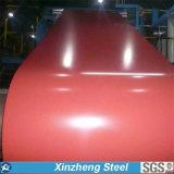Manufaktur strich galvanisiertes Stahlblech in den PPGI Ringen vor