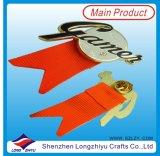 Индивидуального дизайна значок медали/Петличный штифты с лентой (LZY-10000187)