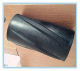 Gewundene Schaufel-zusammengesetzter thermoplastischer steifer Zentralisator mit Metallringen