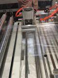 Sac à provisions en plastique de traitement de cachetage de côté de PE de pp faisant la machine (C.C)