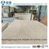 3 ' x7'x3mm Pappel-Kern-Handelsfurnierholz für Tür-Haut