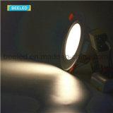 La luz de techo ligera del LED abajo 5W advierte el proyecto LED comercial Downlight de Wtihe