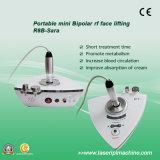 Máquina antienvejecedora bipolar del RF del uso casero