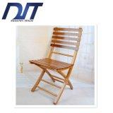 Portable que dobra a cadeira de bambu de dobramento da pesca da recreação ao ar livre