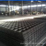 Saldatura concreta della lastra d'acciaio della strada principale che rinforza maglia SL62 SL72 SL82