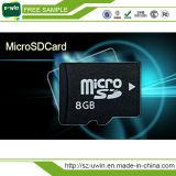8GB 메모리 카드를 위한 자유로운 접합기 그리고 로고