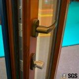 Алюминиевая дверь с Multi замком, алюминиевая дверь Casement, дверь K06019