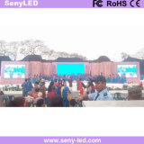Outdoor/ Stade de l'intérieur de la publicité Affichage LED Carte d'affichage écran avec armoire Die-Casting