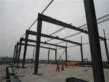 저가 Prefabricated 강철 구조물 건물 (ZY258)