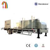 1000-680 machine en acier de construction de bâtiments de toit de type de voûte de Beamless de couleur