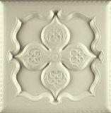 1090-6 el panel de pared decorativo tallado de cuero 3D