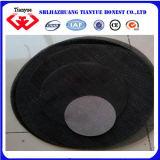Filtre de fil de fer noir CAD (TYB-0033)