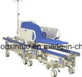 Cer ISO-medizinische Fabrik-geduldiges Geschäfts-Raum-Emergency Laufkatze-Bett