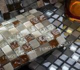 Combinação de vidro de parede de função Mosaico mosaico de pedra