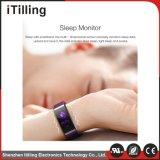 La presión arterial Venta caliente la Frecuencia Cardíaca Monitor de reloj de Pulsera Brazalete Pulsera inteligente para Bluetooth