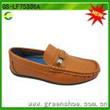 Chaussures occasionnelles élégantes de nouveaux garçons plats (GS-LF75336)