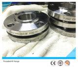 A182 F53 150# RFの極度のデュプレックスステンレス鋼の通されたフランジ