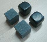 Rochas por atacado do cubo de gelo do uísque de 4X4 Cm