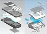 Connx проектирование и создание прототипов, 2k ЭБУ системы впрыска, промышленный дизайн, Rapid-Prototyping медицинского устройства