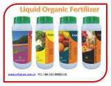 De vloeibare Meststof van het Aminozuur, de Vloeibare BladMeststof van het Aminozuur