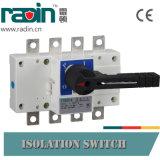 Rdgl-200A Interruptor del interruptor de carga, interruptor del aislador, interruptor del seccionador