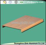 Het decoratieve Materiële Aluminium h-Gevormde Plafond van de Strook
