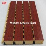 木の音響パネルの天井のボードの装飾のパネルの吸音力の壁パネル