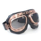 Desconto de prova de pó UV 400 fora de óculos de estrada Harley Goggles