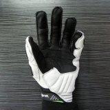 يشبع إصبع [أوتدوور سبورت] جلد درّاجة ناريّة يتسابق قفازات ([مغ72])