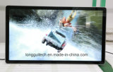 panneau lcd fixé au mur Lgt-Bi28-1 d'écran de visualisation de la publicité 28inch