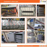 Batterie profonde du cycle AGM de Cspower 2V800ah pour le système d'alimentation solaire, constructeur de la Chine