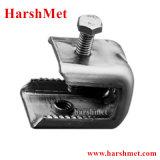 304 Adapter van de Hoek van het roestvrij staal de Mini voor de Hangers van de Vlinder en de Blokken van de Steun van de Kabel