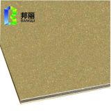 5 mm de aluminio de 6 mm panel sólido Acm Junta material de la cortina