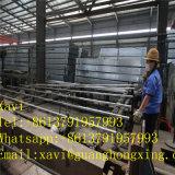 Tubo de acero cuadrado laminado en caliente Q235