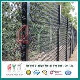 Chapas Galvanizadas 358 Fencing / Piscina Zoneamento de prisão de alta segurança