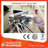 Уф отверждения вакуумный покрытие машины/UV отверждения линии опрыскивания/UV автоматическая линия