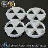 Disco di ceramica dell'allumina di elevata purezza 90%-95% per il rubinetto con il polacco di superficie
